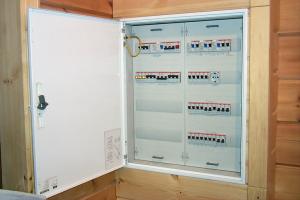 монтаж электрики под ключ в деревянном доме нижнего новгорода